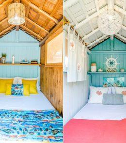 Pousada na Ilha dos Frades mostra que é possível ter beleza mesmo com pouco espaço