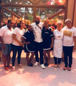 Cerimonial Loreto gera renda para população local em dia de evento