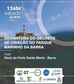 Salvador ganha Parque Municipal Marinho
