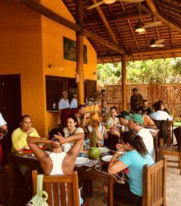 Discussão sobre Turismo Sustentável reúne diversos países em Salvador e Ilha dos Frades